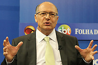 11.09.2018 - Sabatina UOL com Geraldo Alckmin em SP