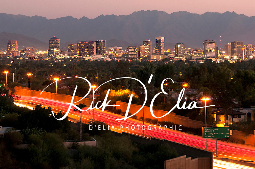 Phoenix, Arizona is the 6th most populous city in the country with almost 1.5 million in the city and more than four million in the metropolitan area. The capital of Arizona, the city is located in the Valley of the Sun, a popular destination for winter vistors in North America.