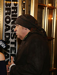 Steven Van Zandt attending the opening night performance for 'Springsteen on Broadway' at The Walter Kerr Theatre on October 12, 2017 in New York City.