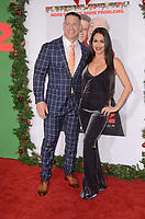 """LOS ANGELES - NOV 5:  John Cena, Nikki Bella at the """"Daddy's Home 2"""" Los Angeles Premiere at the Village Theater on November 5, 2017 in Westwood, CA"""