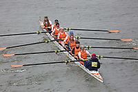 Crew: 158   Lea Rowing Club   W.MasEF.8+ (F)<br /> <br /> Veterans' Head of the River Race 2018<br /> <br /> To purchase this photo, or to see pricing information for Prints and Downloads, click the blue 'Add to Cart' button at the top-right of the page.