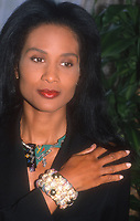 Beverly Johnson 1990<br /> Photo By John Barrett/PHOTOlink