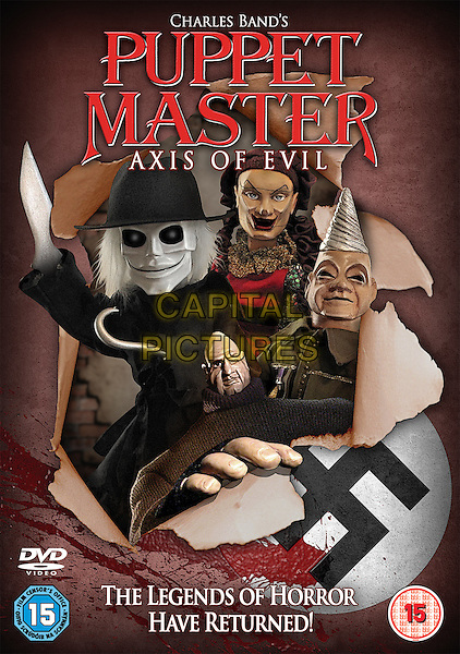 POSTER ART.in Puppet Master: Axis of Evil.*Filmstill - Editorial Use Only*.CAP/PLF.Supplied by Capital Pictures.