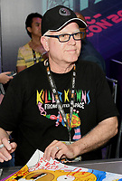 FOX FAN FAIR AT SAN DIEGO COMIC-CON© 2019: THE SIMPSONS Supervising Animation Director Mike Anderson during the THE SIMPSONS booth signing on Saturday, July 20 at the FOX FAN FAIR AT SAN DIEGO COMIC-CON© 2019. CR: Alan Hess/FOX © 2019 FOX MEDIA LLC