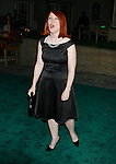 """UNIVERSAL CITY, CA. - August 14: Actress Kate Flannery attends a """"Green"""" Gala hosted by Governor Arnold Schwarzenegger at Universal Studios on August 14, 2008 in Universal City, California."""