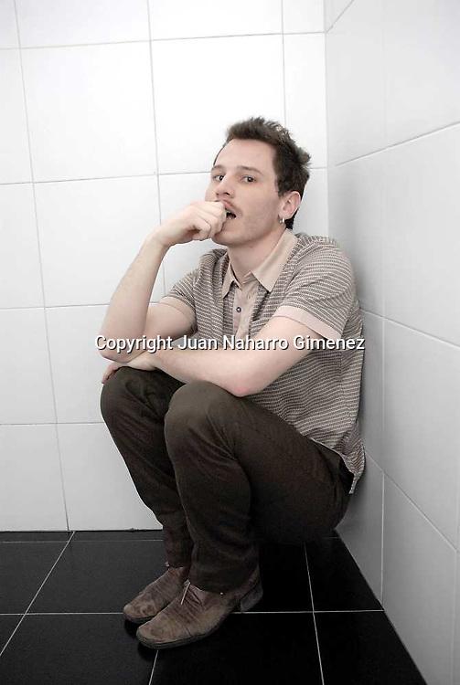 RUBEN OCHANDIANO, actor. ..© Juan Naharro