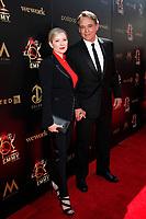 PASADENA - May 5: Cady McClain, Jon Lindstrom at the 46th Daytime Emmy Awards Gala at the Pasadena Civic Center on May 5, 2019 in Pasadena, California