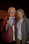"Love of Live Barbara Barrie & One Life To Live Phyllis Somerville (GL & ATWT) star in ""I Remember Mama"" and photos were taken on the last day of the play on April 20, 2014 at The Gym at Judson, New York City, New York. Show was presented by The Transport Group Theatre Company.  (Photo by Sue Coflin/Max Photos)"