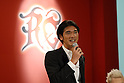 "Takeshi Kaneshiro attends a press conference Wednesday during a promotion for their new film ""Red Cliff."" It opens Nov 1 after its debut at the Tokyo International Film Festival in October.  6 August, 2008. (Taro Fujimoto/JapanToday/Nippon News)"