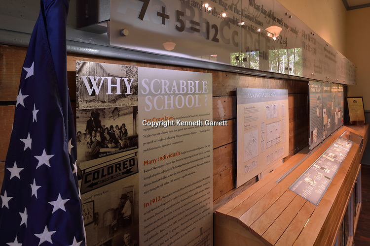 JTHG; Journey Through Hallowed Ground; Virginia; Rappahannock county; Castelton; Scrabble School; Rosenwald School; Colored School, Jim Crow, Kennedy Center show