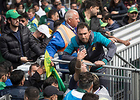 Azhar Mahmoud poses for the fans during Pakistan vs Sri Lanka, ICC World Cup Cricket at the Bristol County Ground on 7th June 2019