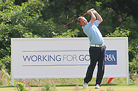 Matthew Clark (Scotland) on the Final Day of the International European Amateur Championship 2012 at Carton House, 11/8/12...(Photo credit should read Jenny Matthews/Golffile)...