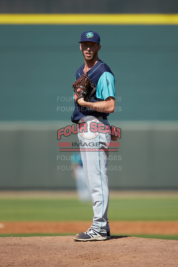 at BB&T Ballpark on June 23, 2019 in Winston-Salem, North Carolina. The Hillcats defeated the Rayados 12-9 in 11 innings. (Brian Westerholt/Four Seam Images)