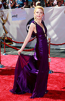 US actress Adrienne Frantz arrives at the 35th Annual Daytime Emmy Awards held at the Kodak Theatre in Los Angeles on June 20, 2008.