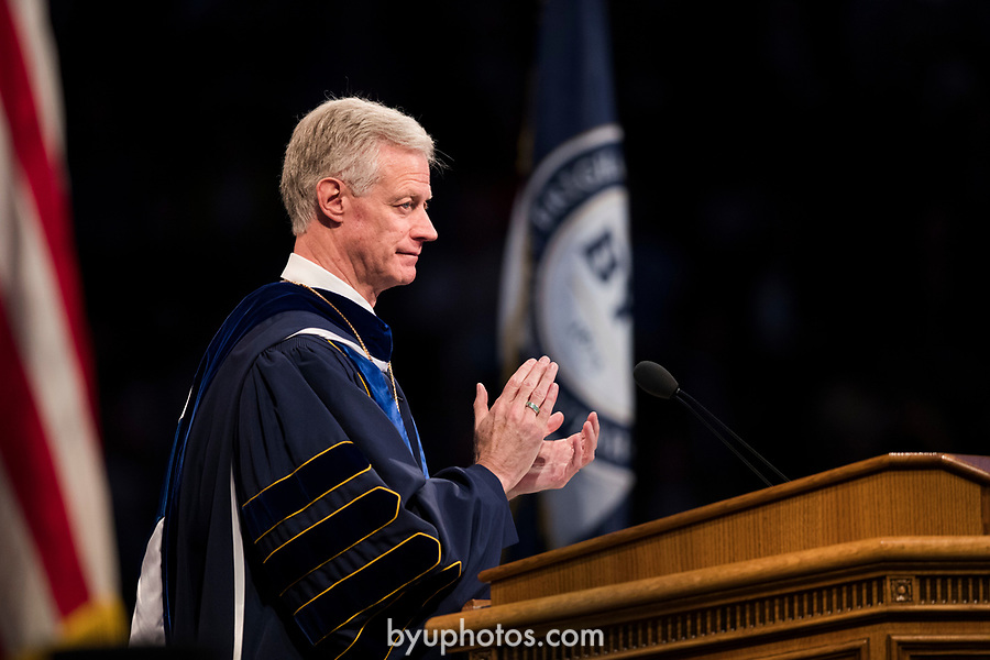 _E2_9406<br /> <br /> 1704-51 2017 Spring Commencement<br /> <br /> April 27, 2017<br /> <br /> Photography by Nate Edwards/BYU<br /> <br /> &copy; BYU PHOTO 2016<br /> All Rights Reserved<br /> photo@byu.edu  (801)422-7322