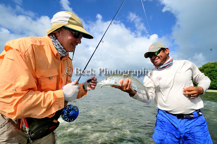 Fly Fishing in Los Roques