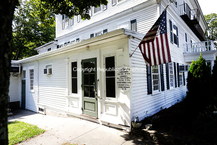 Woodbury, CT- 03 August 2017-080317CM06- The Curtis House is shown in Woodbury on Thursday.     Christopher Massa Republican-American