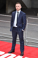 Carl Frampton at the Jawbone UK film premiere at the BFI Southbank in London, UK. <br /> 08 May  2017<br /> Picture: Steve Vas/Featureflash/SilverHub 0208 004 5359 sales@silverhubmedia.com