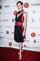 NEW YORK, NY - JUNE 19: Amy Fine Collins attends The Inaugural St. Jude Spring Social at Noir NYC on June 19, 2013 in New York City. (Photo by Jeffery Duran/Celebrity Monitor)