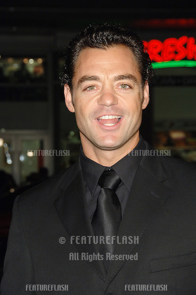 "DAVID S. LEE at the Los Angeles premiere of his new movie ""Blood Diamond"" at Grauman's Chinese Theatre, Hollywood..December 6, 2006  Los Angeles, CA.Picture: Paul Smith / Featureflash"