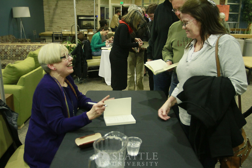 April 4, 2012 - STM Faith and Values in the Public Square Lecture Series featuring Karen Armstrong.