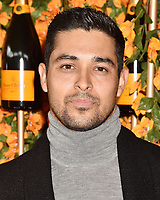 PACIFIC PALISADES, CA - OCTOBER 06: Wilmer Valderrama arrives at the 9th Annual Veuve Clicquot Polo Classic Los Angeles at Will Rogers State Historic Park on October 6, 2018 in Pacific Palisades, California.<br /> CAP/ROT/TM<br /> &copy;TM/ROT/Capital Pictures