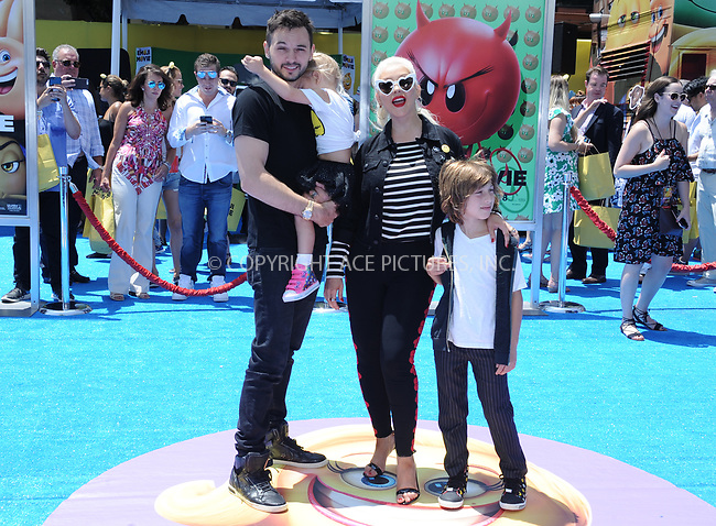 www.acepixs.com<br /> <br /> July 23 2017, LA<br /> <br /> Christina Aguilera and Matthew Rutler arriving at the premiere of 'The Emoji Movie' at the Regency Village Theatre on July 23, 2017 in Westwood, California. <br /> <br /> By Line: Peter West/ACE Pictures<br /> <br /> <br /> ACE Pictures Inc<br /> Tel: 6467670430<br /> Email: info@acepixs.com<br /> www.acepixs.com