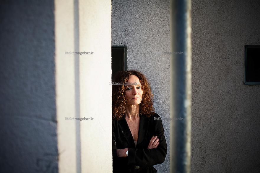 Oslo, Norge, 04.01.2013. Camilla Stoltenberg i Folkehelseinstituttet. Foto: Christopher Olssøn.