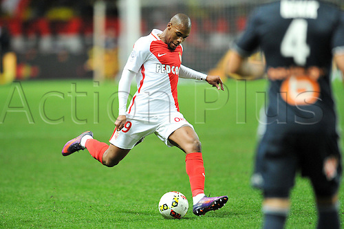 26.11.2016. Monaco, France. French League 1 football. Monaco versus Marseille.  19 DJIBRIL SIDIBE (asm)