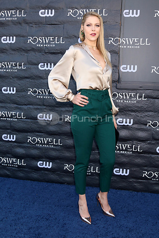 "WEST HOLLYWOOD, CA - JANUARY 10:  Lily Cowles at the ""Roswell, New Mexico"" Experience at the 8801 Sunset Blvd on January 10, 2019 in West Hollywood, CA Credit: David Edwards/MediaPunch"