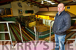 Philip Healy, manager of the Kingdom Mart Tralee on Monday.