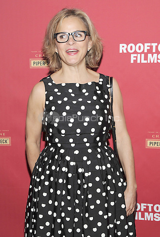 New York, NY- December 8:  Amy Sedaris attends the Rooftop Films and Piper-Heidsieck New York Premiere of 'Goodbye To All That' on December 8, 2014 at the Highland Ballroom in New York City. Credit: John Palmer/MediaPunch