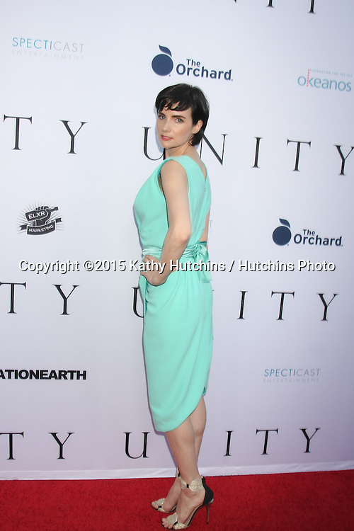"LOS ANGELES - JUN 24:  Victoria Summer at the ""Unity"" Documentary World Premeire at the Director's Guild of America on June 24, 2015 in Los Angeles, CA"