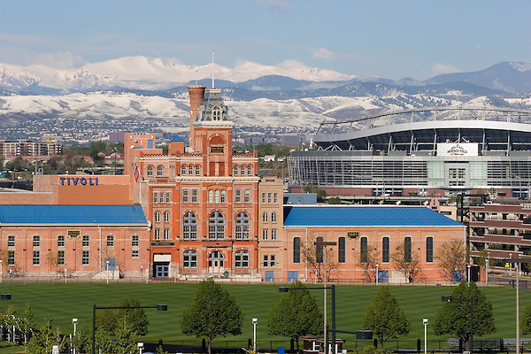 Tivoli Brewery and Bronco Mile High Stadium, Mount Evans (14,260 ft), Denver, Colorado. Wildlife  photo tours to Mt Evans. .  John offers private photo tours in Denver, Boulder and throughout Colorado. Year-round Colorado photo tours.