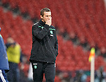 Anguish at Hampden for Celtic manager Ronny Deila