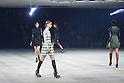 Esprit Dior Tokyo 2015 Fashion Show, Dec 11, 2014 : Models walk runway in 'Esprit Dior Tokyo 2015' Fashin show  at Kokugikan Tokyo Japan on 11 Dec 2014