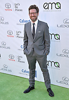 BURBANK, CA. October 22, 2016: K. Asher Levin at the 26th Annual Environmental Media Awards at Warner Bros. Studios, Burbank.<br /> Picture: Paul Smith/Featureflash/SilverHub 0208 004 5359/ 07711 972644 Editors@silverhubmedia.com