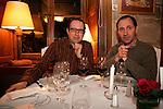 """20070309 - France - Paris<br /> CHRISTOPHE TUPINIER ET THIERRY GAUDILLERE, CREATEURS DU MAGAZINE """"BOURGOGNES"""" SUR LES VINS DE BOURGOGNE.<br /> Ref: CHRISTOPHE_TUPINIER_002 - © Philippe Noisette"""