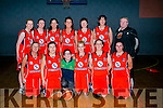 Mayo ladies the Kerry Masters Charity Basketball Tournament in aid of the Kerry Special Olympics club at Comman Ioseaf on Sunday