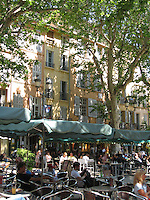 An Afternoon in Provence, Aix-en-Provence