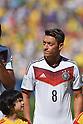 Mesut Ozil (GER), JULY 4, 2014 - Football / Soccer : FIFA World Cup Brazil 2014 quarter-finals match between France 0-1 Germany at Estadio do Maracana in Rio de Janeiro, Brazil. (Photo by FAR EAST PRESS/AFLO)