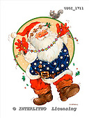 GIORDANO, CHRISTMAS SANTA, SNOWMAN, WEIHNACHTSMÄNNER, SCHNEEMÄNNER, PAPÁ NOEL, MUÑECOS DE NIEVE, paintings+++++,USGI1711,#X#