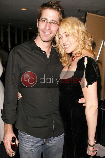 Richard Gunn and Jennifer Blanc