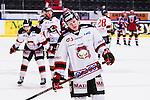 S&ouml;dert&auml;lje 2014-01-06 Ishockey Hockeyallsvenskan S&ouml;dert&auml;lje SK - Malm&ouml; Redhawks :  <br />  Malm&ouml; Redhawks Daniel Viksten deppar<br /> (Foto: Kenta J&ouml;nsson) Nyckelord:  depp besviken besvikelse sorg ledsen deppig nedst&auml;md uppgiven sad disappointment disappointed dejected