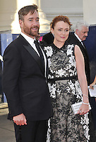 LONDON, ENGLAND - MAY 18: Matthew Macfadyen &amp; Keeley Hawes attend the Arqiva British Academy TV Awards 2014, Theatre Royal Drury Lane, Catherine St., on Sunday May 18, 2014 in London, England, UK.<br /> CAP/CAN<br /> &copy;Can Nguyen/Capital Pictures