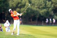 Paul Casey (ENG) on the 2nd fairway during the 3rd round of the WGC HSBC Champions, Sheshan Golf Club, Shanghai, China. 02/11/2019.<br /> Picture Fran Caffrey / Golffile.ie<br /> <br /> All photo usage must carry mandatory copyright credit (© Golffile | Fran Caffrey)