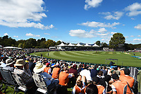 General view of Hagley Oval during the 5th ODI Blackcaps v England. Hagley Oval, Christchurch, New Zealand. Saturday 10 March 2018. ©Copyright Photo: Chris Symes / www.photosport.nz
