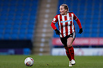 Katie Wilkinson of Sheffield United during the The FA Women's Championship match at the Proact Stadium, Chesterfield. Picture date: 12th January 2020. Picture credit should read: James Wilson/Sportimage