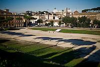 Il Circo Massimo. The Circus Maximus