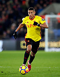Watford's Richarlison in action the premier league match at Selhurst Park Stadium, London. Picture date 12th December 2017. Picture credit should read: David Klein/Sportimage